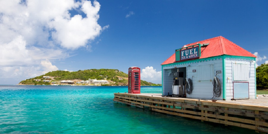 Sichere Firmengründung auf den British Virgin Islands (BVI)