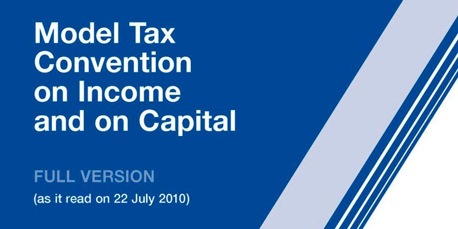 Musterabkommen der OECD zum Doppelbesteuerungsabkommen